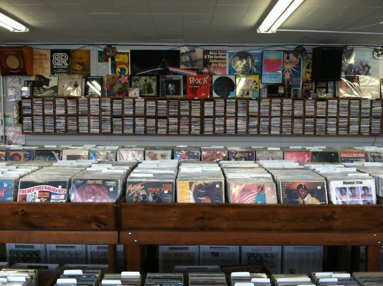 The Corner Record Shop has something for everyone.
