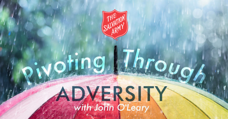 """Pivoting Through Adversity"" will be the focus of the upcoming Salvation Army Red Shield Appeal"