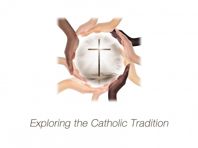 <center>A series of programs that, each month, explore a different aspect of the Catholic faith and practice.</center>