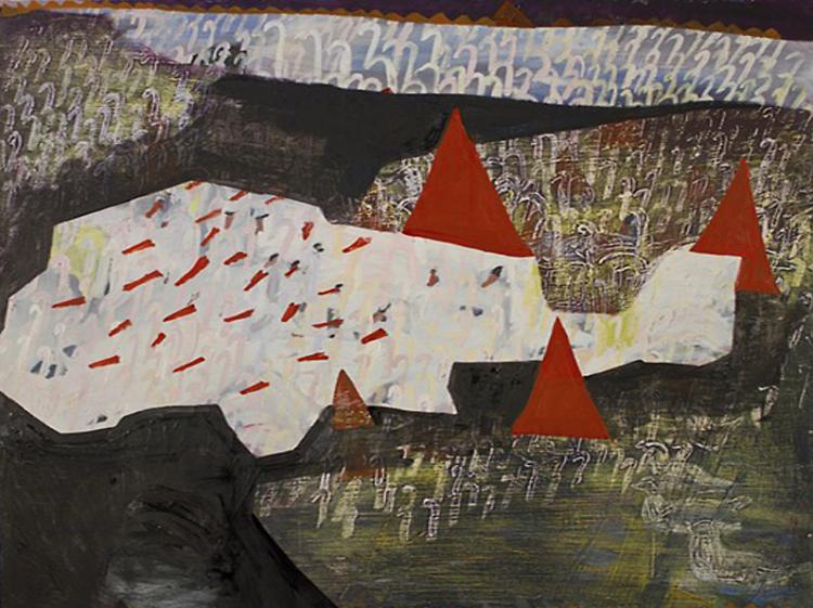 Flock and Tear (2013)