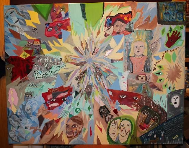 Shattered Dreams in a Broken World by Deb Dieppa