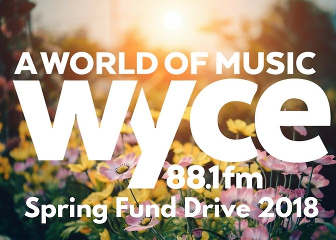 Spring Fund Drive for WYCE
