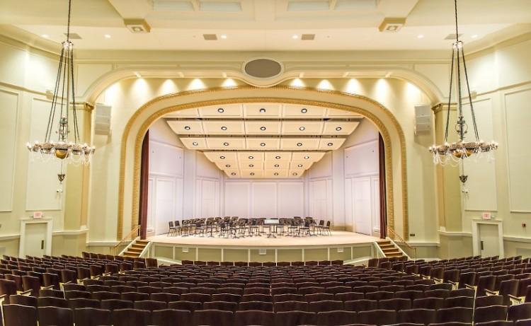St. Cecilia Music Center Royce Auditorium