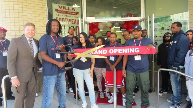 Villa Grand Opening, August 2015