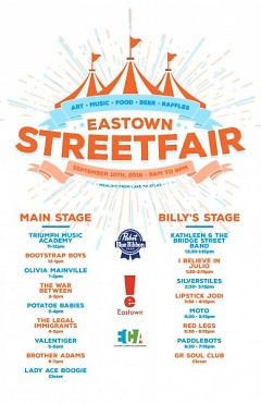 Eastown Street Fair