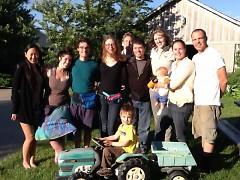 The Earthkeeper Farm crew