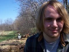 Student Food Activist, AJ Tipton