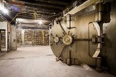 The Morton, vault