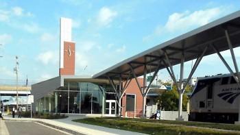 Vernon J. Ehlers Station in Grand Rapids