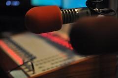 Recording at Catalyst Radio