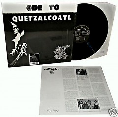 Promotional photo for the 2009 Guerssen reissue of <em>Ode to Quetzalcoatl</em>