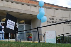 The Paul I. Phillips Recreation Center was renovated in June 2012.