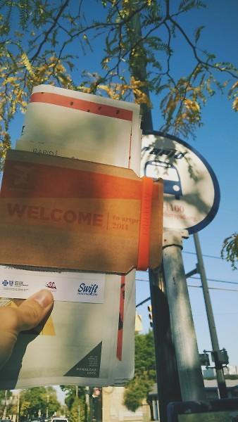 Rapid Ride to Artprize Pass - at WMEAC