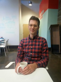 ArtPrize Exhibitions Director Kevin Buist