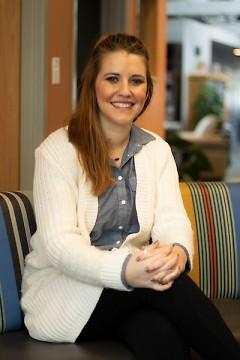 Alyssa Anten, Support Specialist at HQ
