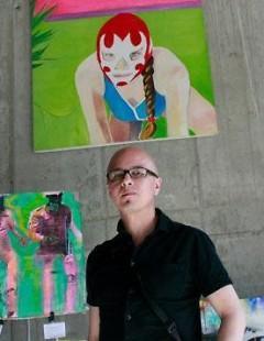 Artist Hugo Claudin