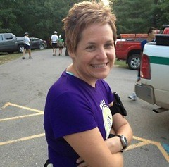 Pamela Mooty is raising money for local nonprofit Urban Transformation Ministries.