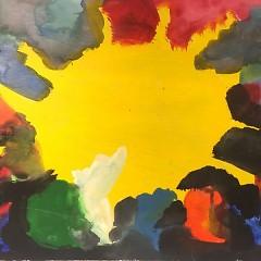 "Mary's piece, ""The Bright Sun"""