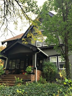 532 Prospect S.E Someone in every family has to keep order in the clan, and this classic Tudor Revival Style home is just the on