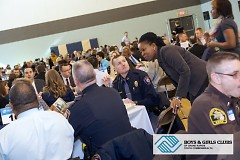 Over 350 community members and supporters came to encourage and celebrate the youth.