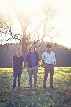 L to R: Josiah Gentry, Nick Rolls, Nicholas Warren
