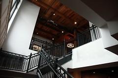 Inside 98 E. Fulton
