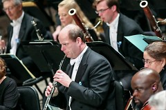 Alexander Miller is assistant principal oboist of the Grand Rapids Symphony, which premiered Miller's 'Testament' on May 18-19.