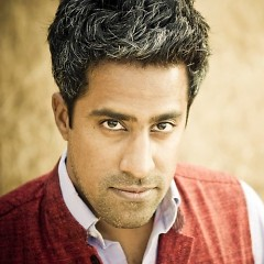 Anand Giridharadas, author of True American