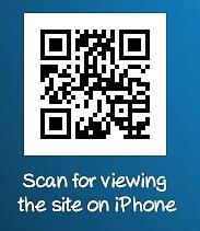 QR code for Con Artist Crew's web app