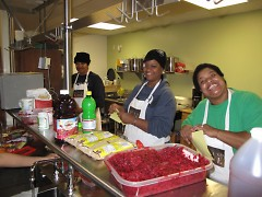Around the Table: Canning Class at Baxter