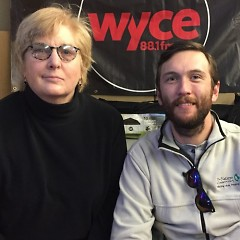 Ginny Wanty & Shaun Howard from West Michigan Conservation Network