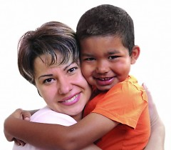 LSSM provides foster care services through its Be A Hero, Be A Foster Parent program.