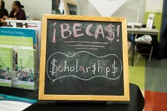 The Grand Rapids Community Foundation awards hundreds of scholarships annually primarily to Kent County students bound for or in