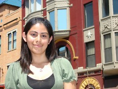 Becky Romero, former GRCF scholarship recipient