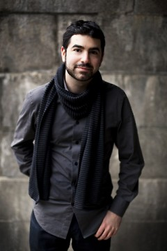 Michael Brown, Featured Pianist on January 18