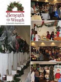Beneath the Wreath