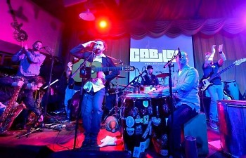 Cabildo will be performing this Thursday at the The Golden Age/Creston Brewery.