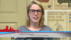 This month's question is from community journalist Carly Schweppe.
