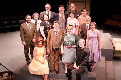 "Cast of ""One Man, Two Guvnors"""