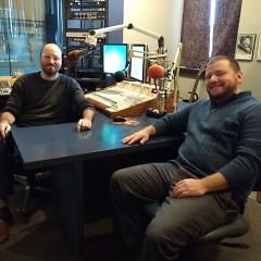 John Moose Williamson and Luke Petsch