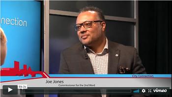 Commissioner Joe Jones on City Connection
