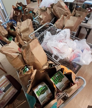 67 Christmas Meals-Donated by Community Members, Prepared by Family Fare Deli