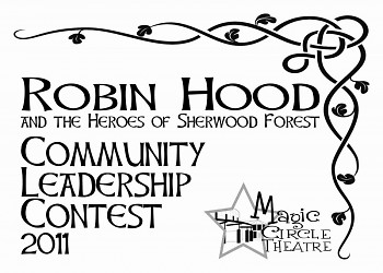 A number of MLK students received awards fromt the Circle Theatre Community Leadership Contest.