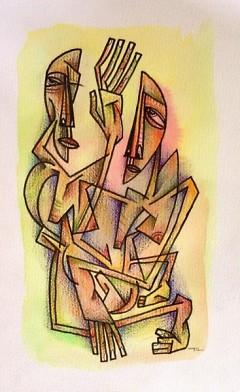 """Converse"" by Gil Lelazhe Jariq"
