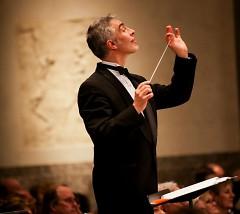David Lockington, Music Director Laureate of the Grand Rapids Symphony, leads the 2017 Grand Rapids Bach Festival.