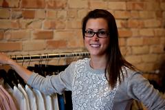 Katie Harney, owner