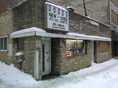 Dodds Record Store