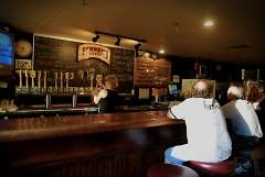 Schmohz Brewery bar