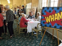 Heritage Hill Neighborhood Assoiciation holds it's 2nd Annual Wham event