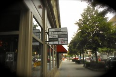 The MoDiv offers many different shops